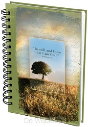 Be Still And Know - Journal