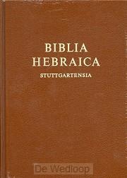 Biblia hebraica stuttgartensia kleine ed