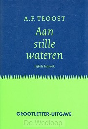 Aan stille wateren grootletter ed