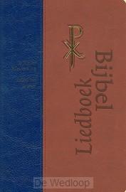 Bijbel 2533 nbv liedboek classic blauw
