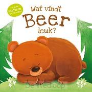 Wat vindt beer leuk?