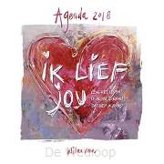 Agenda 2018 ik lief jou