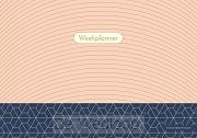 Weekplanner - pink patterns