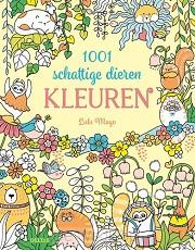 1001 schattige dieren kleuren