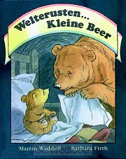 Welterusten kleine beer kartonboekje