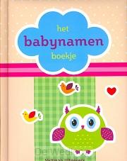 Babynamen boekje