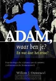 Adam waar ben je?