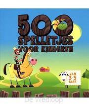 500 spelletjes voor kinderen
