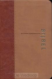 Bijbel nbv index dundruk bruin