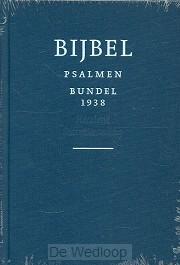 Bijbel hsv psalmen gezangen bundel 1938