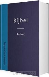 Bijbel hsv+ps hardcover + koker 8,5x12,5