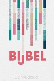 Bijbel HSV - hardcover kleurig
