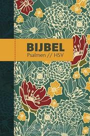 Bijbel HSV+ps-hardcover bloemen 12x18cm