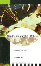 Wandelen in Christus de basis