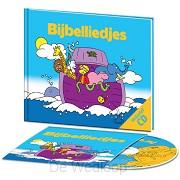 Bijbelliedjes boek + cd