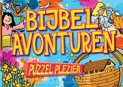 Bijbel avonturen puzzelplezier