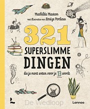 321 superslimme dingen voor je 13 wordt