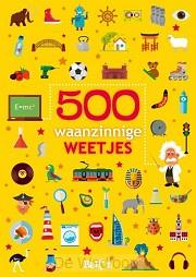 500 waanzinnige weetjes geel