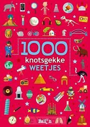 1000 knotsgekke weetjes rood