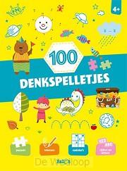 100 denkspelletjes 4+