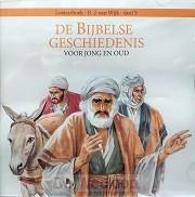 Bijbelse geschiedenis 5 LUISTERBOEK