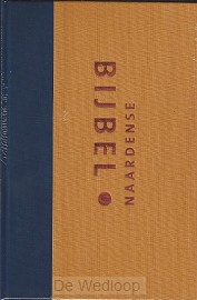 Naardense bijbel royaal oker linnen