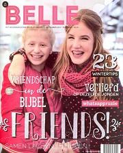 Belle meiden magazine 2017 nr 6