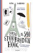 De Eiffeltoren is 540 stokbroden hoog en