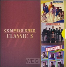 Commissioned: Classic 3 (3-CD)