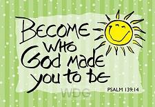 Pio become who God made you set10