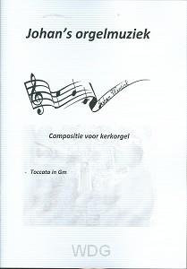 Orgelmuziek Toccata in Gm