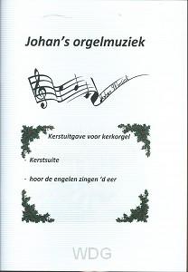 Orgelmuziek Kerstsuite voor orgel