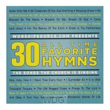 30 All Time Favorite Hymns (2-CD)