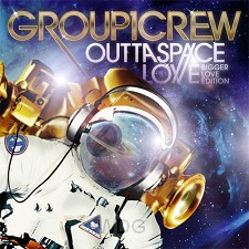 Outta Space Love - Deluxe Edition (CD)