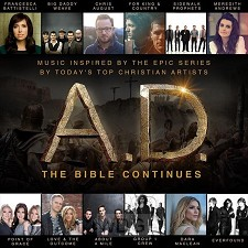 A.d. music insp. by epic tv event