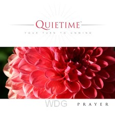Quietime Prayer (CD)