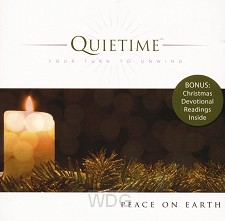 Quietime Peace On Earth (CD)