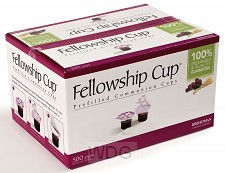 Communion Fellowship Cup 500 Wafer&Juice