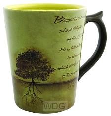 Planted Tree - Psalm 1:1-3