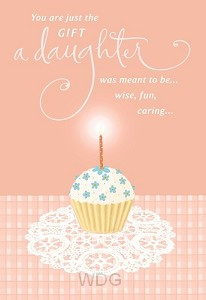 You are just the gift (Birthday - 6 piec