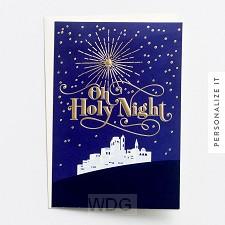 O Holy Night - 18 cards