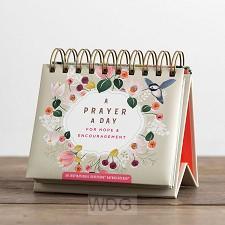 A prayer a day