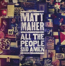 All The People Say Amen (CD)