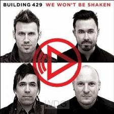 We Won't Be Shaken (CD)
