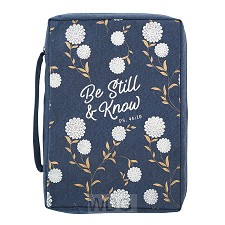 Be still and know - Poly-Canvas