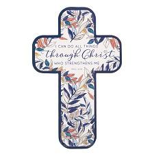 All Things Through Christ - Phil 4:13
