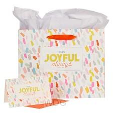 Always Joyful - 1 Thessalonians 5:16 320