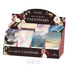 2022 Magnetic Calendar Merchandiser 10x8