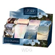 2022 Small Daily Planner Merchandiser8x5