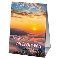 Kalender 2018 hsv jaar van vertrouwen